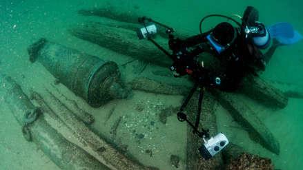Un buque que naufragó hace más de 400 años fue hallado en el mar de Portugal