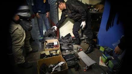 Policía desarticuló la banda 'Los Chukis de Santa Rosa' dedicada al robo de autopartes