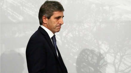 Argentina: Jefe del Banco Central de Reserva renuncia en medio de crisis