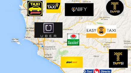 Congreso da el primer paso para regular taxis por aplicativo