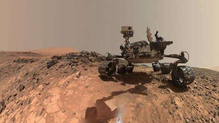 La NASA localizó a su robot Opportunity desaparecido en Marte hace más de 100 días