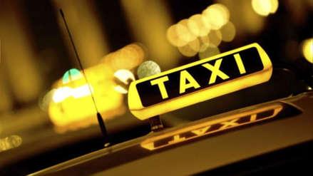 Elías: Dictamen sobre taxis aplicativos busca garantizar seguridad de usuarios y calidad