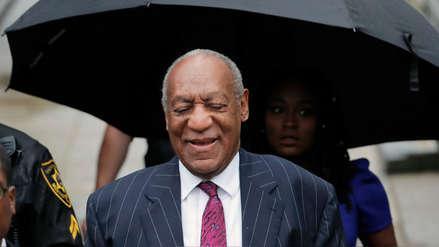Bill Cosby llegó sonriente a su lectura de sentencia por abuso sexual [FOTOS]