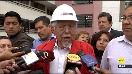 Mininistro de Vivienda estima tener a fin de año una norma peruana que regule las excavaciones