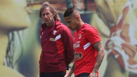 Paolo Guerrero: la Selección Peruana no volverá a concentrar en el Swissotel