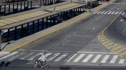 Fotos | Así lucen las calles de Argentina tras paro nacional contra Mauricio Macri