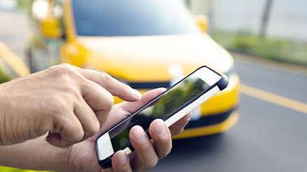 Pleno del Congreso aprobó en primera votación la regulación de taxis por aplicativo