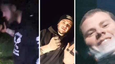 Australia busca a tres hombres acusados de torturar y matar a canguros