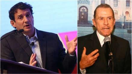 JNE sobre debate paralelo entre Belmont y Reggiardo: