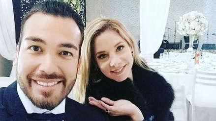Sofía Franco se casó con su abogado y habló sobre un posible embarazo a los 41 años