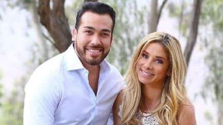 Sofía Franco dio detalles sobre su boda secreta con el abogado Álvaro Paz de la Barra