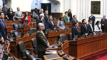 Sector de Fuerza Popular se comprometió a aprobar reformas antes del 4 de octubre
