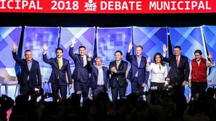 ¿Qué puede y no puede hacer el alcalde de Lima?: Análisis de las propuestas del debate