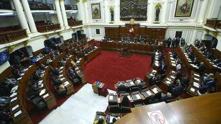 Fujimoristas proponen que sea requisito para el cargo de senador haber sido congresista