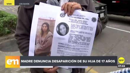 Una madre denunció la desaparición de su hija con problemas mentales