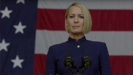 """House of Cards"": Claire Underwood pone fin al reinado de Frank en nuevo tráiler [VIDEO]"