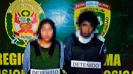 Una joven pareja mató y quemó a su bebé de 11 meses en Huachipa