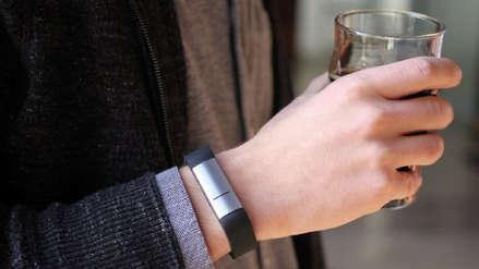 Una banda inteligente para medir el consumo de alcohol recauda más del 200% en IndieGogo