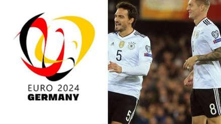 Alemania será la sede de la Eurocopa de 2024