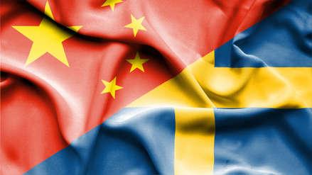 Expulsión de turistas y un programa satírico: la crisis diplomática que ha escalado entre China y Suecia