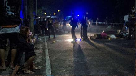 Más de 400 sospechosos por drogas fueron asesinados en Filipinas en agosto