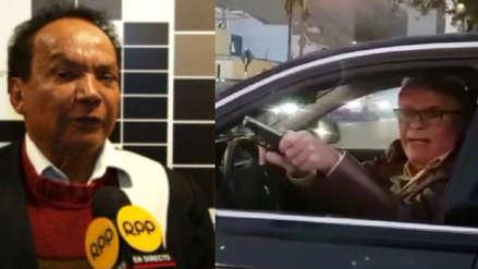 'Melcochita' se solidarizó con Manuel Liendo Rázuri:
