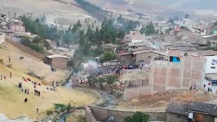 Piden clausurar talleres de pirotécnicos tras tragedia en Otuzco