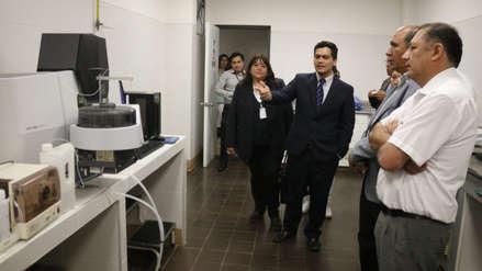 Hospital Regional Lambayeque  inauguró laboratorio de Toxicología y Bromatología
