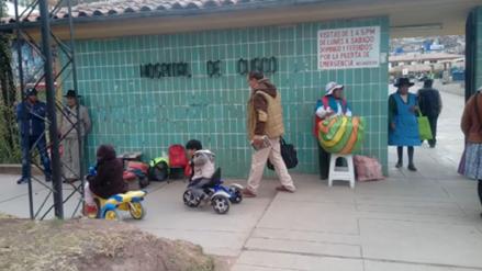En Cusco confirman 3 casos de sarampión en niños menores de 5 años