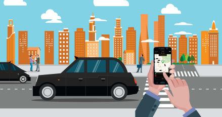 Taxis por aplicativo: Todos los detalles de la norma aprobada por el Congreso