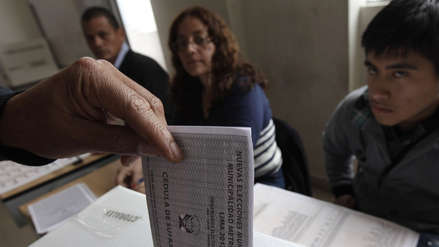 Reniec: Personas que cumplan 18 años hasta el día de las elecciones tendrán que votar