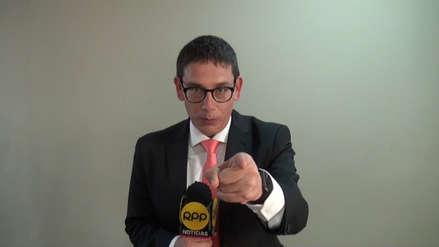 Jaime Chincha sobre las elecciones: