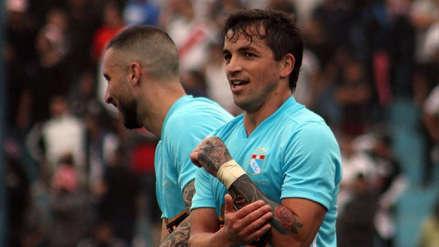 Sporting Cristal: entre Herrera y Costa le marcaron un golazo a Real Garcilaso