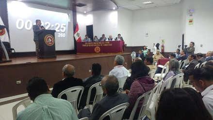 Solo 11 de los 14 candidatos al Gobierno Regional participaron de debate