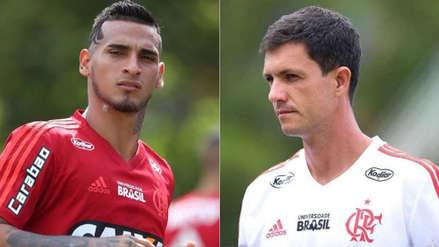 Miguel Trauco se quedó sin técnico en Flamengo: Mauricio Barbieri dejó su cargo