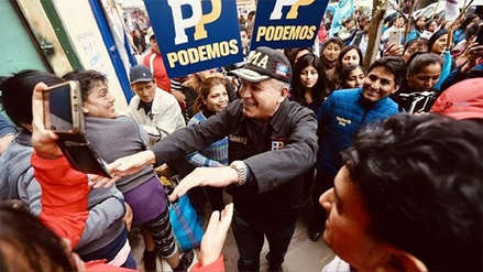 JNE solicita a Fiscalía agilizar investigación por presunta falsificación de firmas de Podemos