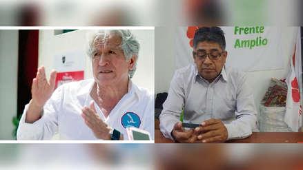 Virgilio Acuña y Silvestre Juárez denunciarán a Podemos Perú por falsificar sus firmas