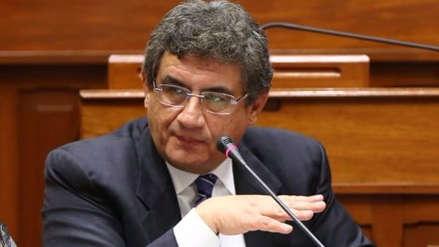 Sheput reconsideró voto para acusar a Hinostroza y exconsejeros por integrar 'Los cuellos blancos'