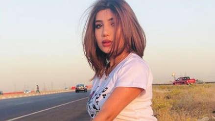 ¿Quién es Tara Fares? la influencer iraquí que fue asesinada a balazos en una calle de Bagdad