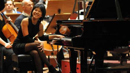 Pianista Yuja Wang defiende vigencia de la música clásica entre los jóvenes