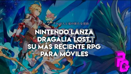 Nintendo lanza Dragalia Lost, su más reciente RPG para móviles