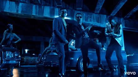 Will Smith, Marc Anthony y Bad Bunny presentan videoclip de su tema