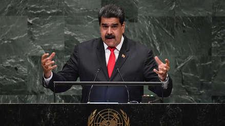 """Pence: """"Maduro habló desde la comodidad de la ONU mientras los venezolanos sufren"""""""