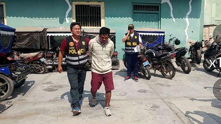 Chiclayo: cae ladrón que robó 4 mil soles en galería cerca al mercado Modelo