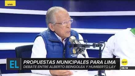 """Lay: Urresti """"debería dar un paso al costado"""" por denuncia de firmas falsas de Podemos Perú"""