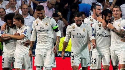 Las bajas que sufrirá el Real Madrid para el duelo ante Atlético de Madrid