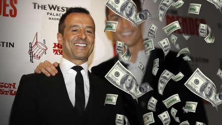 Conoce a los agentes deportivos más ricos del mundo y a quiénes representan