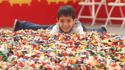 Lego Fun Fest Perú: Robots para armar, carreras y mucha diversión familiar en Plaza Norte [FOTOS]
