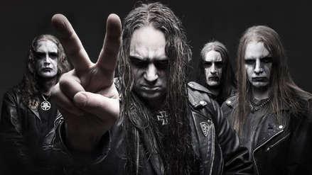 Marduk, la banda sueca de Black Metal que está siendo vetada en Latinoamérica