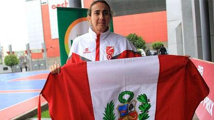 Natalia Málaga recordó los 30 años de la medalla de plata conseguida en Seúl 1988